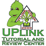 UPlink Tutorial and Review Center 2014 Logo