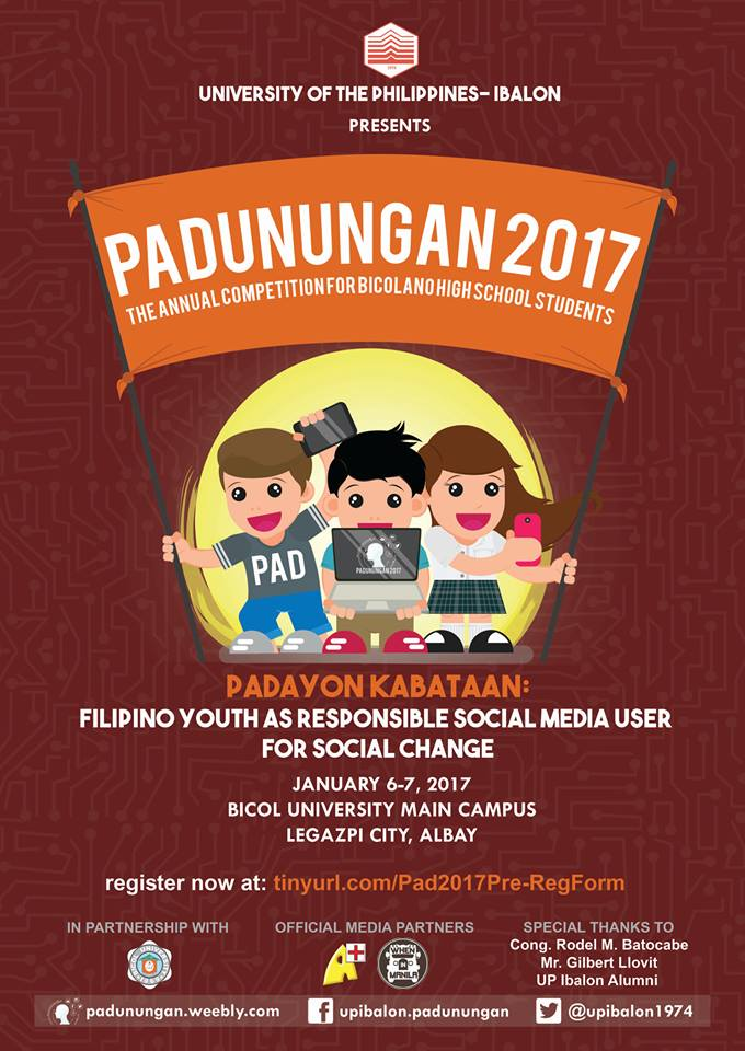 UP Ibalon Padunungan 2017