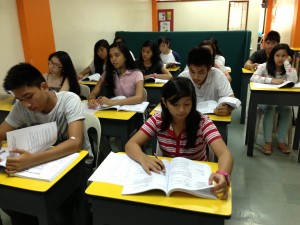 College Admission Test Review