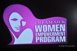 Cream Silk Women Empowerment Scholarship