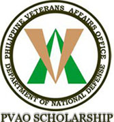 Philippine Veterans Affairs Office (PVAO) Scholarship