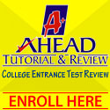 AHEAD Tutorial and Review Online Enrollment