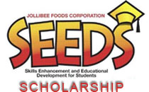 Jolibee Seeds Scholarship